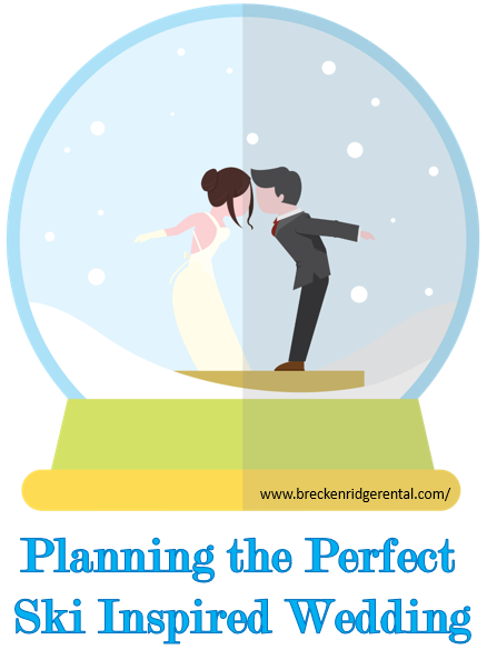Planning the Perfect Ski Inspired Wedding